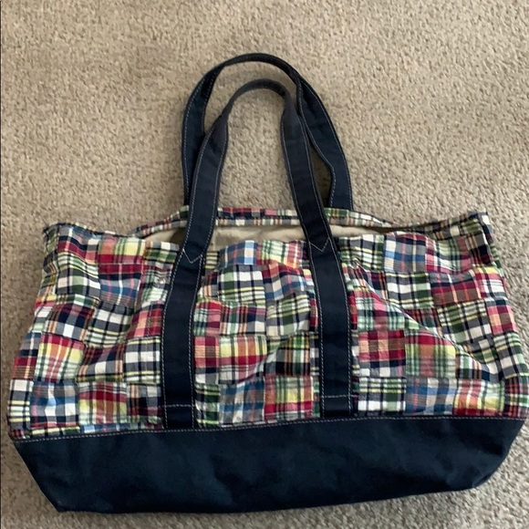 J. Crew Handbags - Multi Colored J.Crew Tote